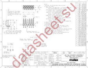 0026503077 datasheet скачать даташит