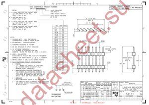 54111-108361200LF datasheet скачать даташит