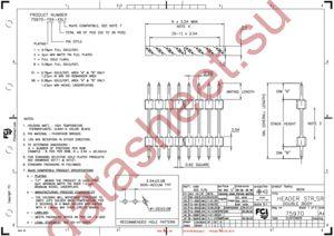 75970-111-36LF datasheet скачать даташит