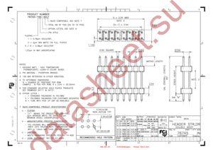 76745-103-40LF datasheet скачать даташит