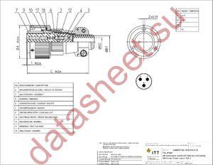 CA06EW10SL-3SBF80A176 datasheet скачать даташит