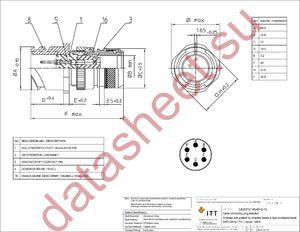 CA3101E14S-6PB15 datasheet скачать даташит