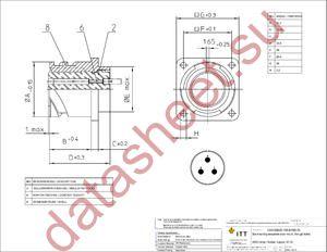 KPT02E16-23SA71 datasheet скачать даташит
