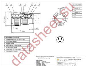 CA3106F10SL-3SF80A176A206 datasheet скачать даташит