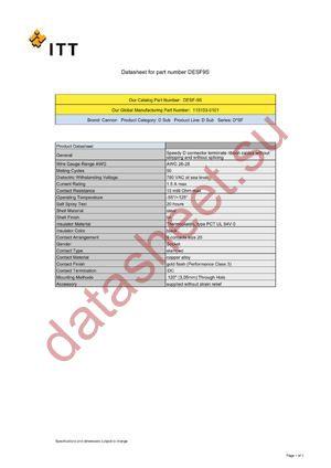 L777DFA15PF179A datasheet скачать даташит