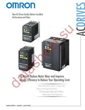 R88A-CAGD050BR datasheet скачать даташит