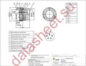 KPSE06A14-5PX datasheet скачать даташит