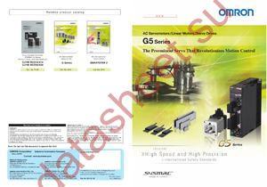 R88A-CRGB010C datasheet скачать даташит